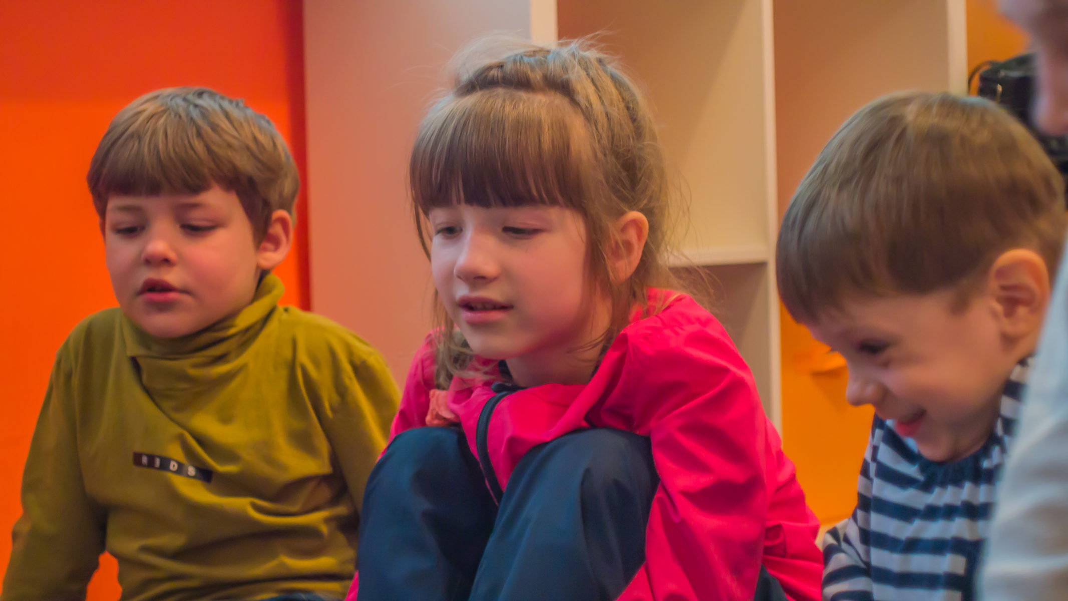 Seventh-Heaven англійська для дітей і дорослих. Урок 5